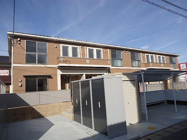 新着賃貸3:島根県安来市飯島町の新着賃貸物件