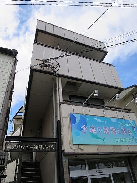 兵庫県神戸市須磨区須磨本町2丁目