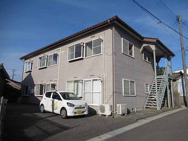 新着賃貸20:新潟県新潟市北区松浜3丁目の新着賃貸物件