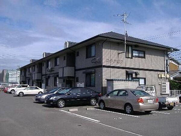 愛媛県松山市土居田町