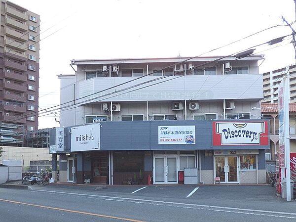 新着賃貸6:福岡県筑紫野市二日市北2丁目の新着賃貸物件