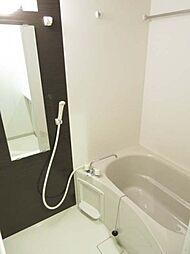 ゆったりバスルーム 乾燥機能・大型ミラー付