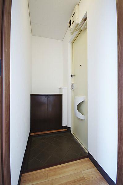 画像4:玄関