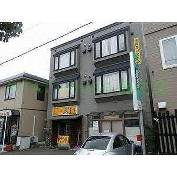 新着賃貸2:北海道石狩市花川北一条4丁目の新着賃貸物件