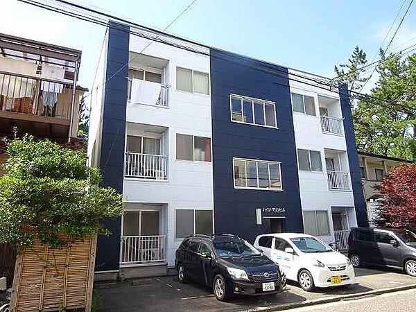 新着賃貸13:新潟県新潟市中央区二葉町2丁目の新着賃貸物件