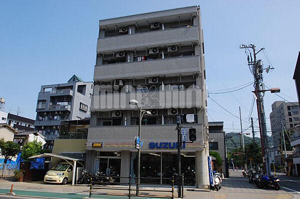 新着賃貸2:愛媛県松山市平和通2丁目の新着賃貸物件