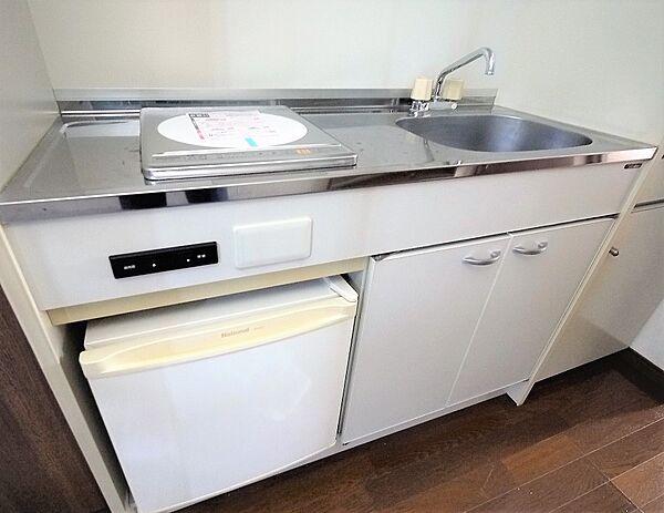 画像7:キッチン