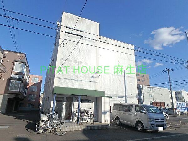 北海道札幌市北区北三十八条西2丁目