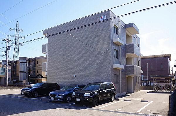 新着賃貸9:石川県金沢市駅西新町2丁目の新着賃貸物件