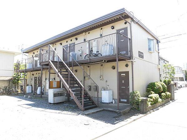 新着賃貸1:東京都武蔵野市中町3丁目の新着賃貸物件