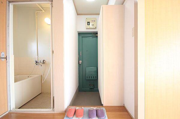 画像3:玄関