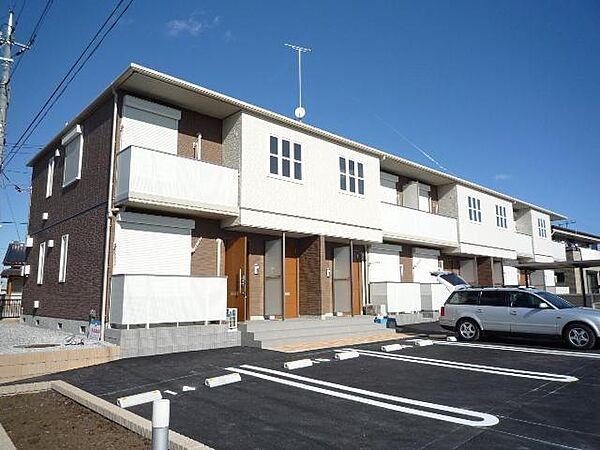 新着賃貸2:栃木県芳賀郡芳賀町祖母井南3丁目の新着賃貸物件